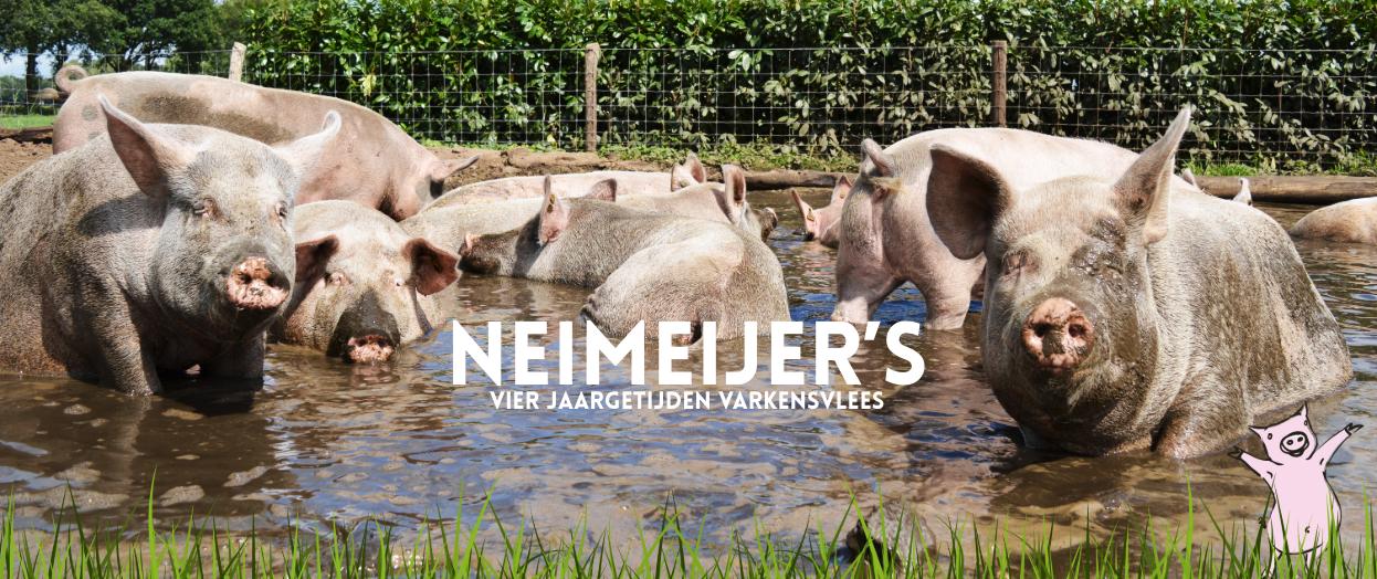 Neimeijer's vier jaargetijden varkensvlees