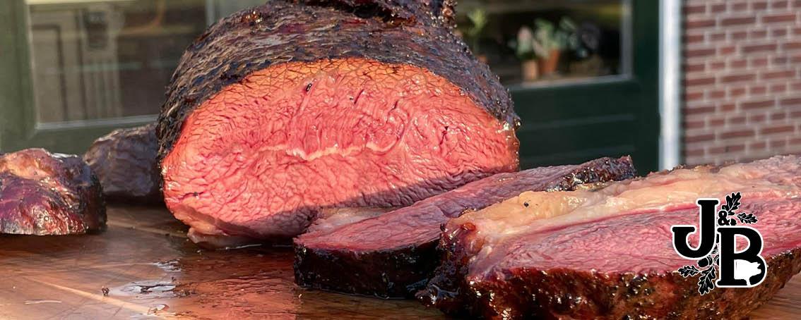 REVERSED SEAR - BBQ TECHNIEK