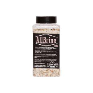 AllBrine color Grate Goods premium pekelzout