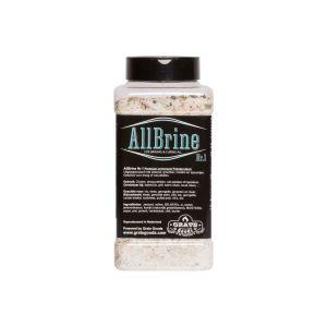 AllBrine nr.1 Grate Goods premium pekelzout