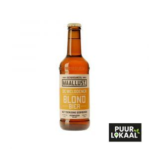 De weldoener blond bier Maallust