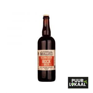 Maallust bock bier 75 cl