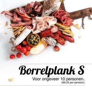 Borrelplank S Jager&Boer