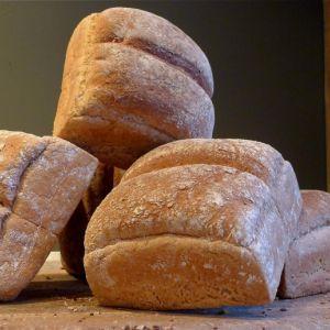 Busbrood fijn volkoren - heel gesneden