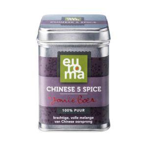 Jonnie Boer kruiden Chinese 5 Spice