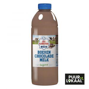Boeren chocolademelk - 1 liter