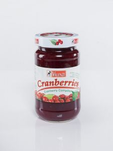 Cranberry compôte Valenzi