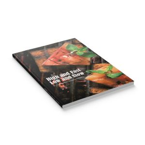 high and fast low and slow boek grate goods