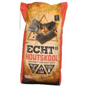 ECHT houtskool 10 kg