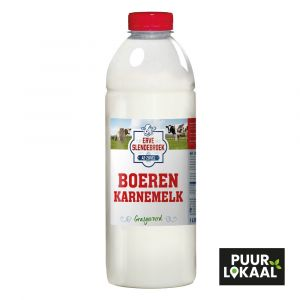 Boeren Karnemelk van Erve Slendebroek uit Zwolle