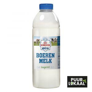 Boeren Melk van Erve Slendebroek uit Zwolle