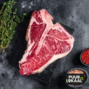 MRIJ T-bone steak - 1000 gram