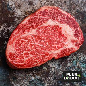 MRIJ rib eye steak - 350 gram