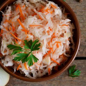 Oranje EK-salade