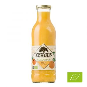 Schulp Sinaasappelsap bio