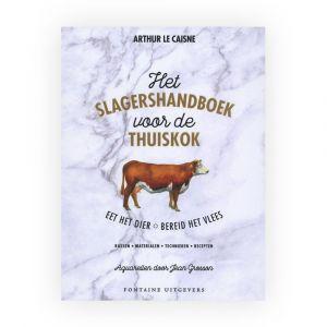 Het slagershandboek voor de thuiskok
