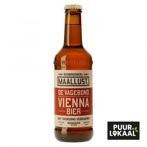 De vagebond vienna bier Maallust