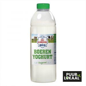 Boeren Yoghurt van Erve Slendebroek